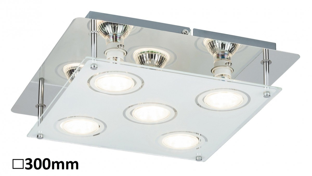 Rabalux 2512 NAOMI stropní svítidlo 5xGU10