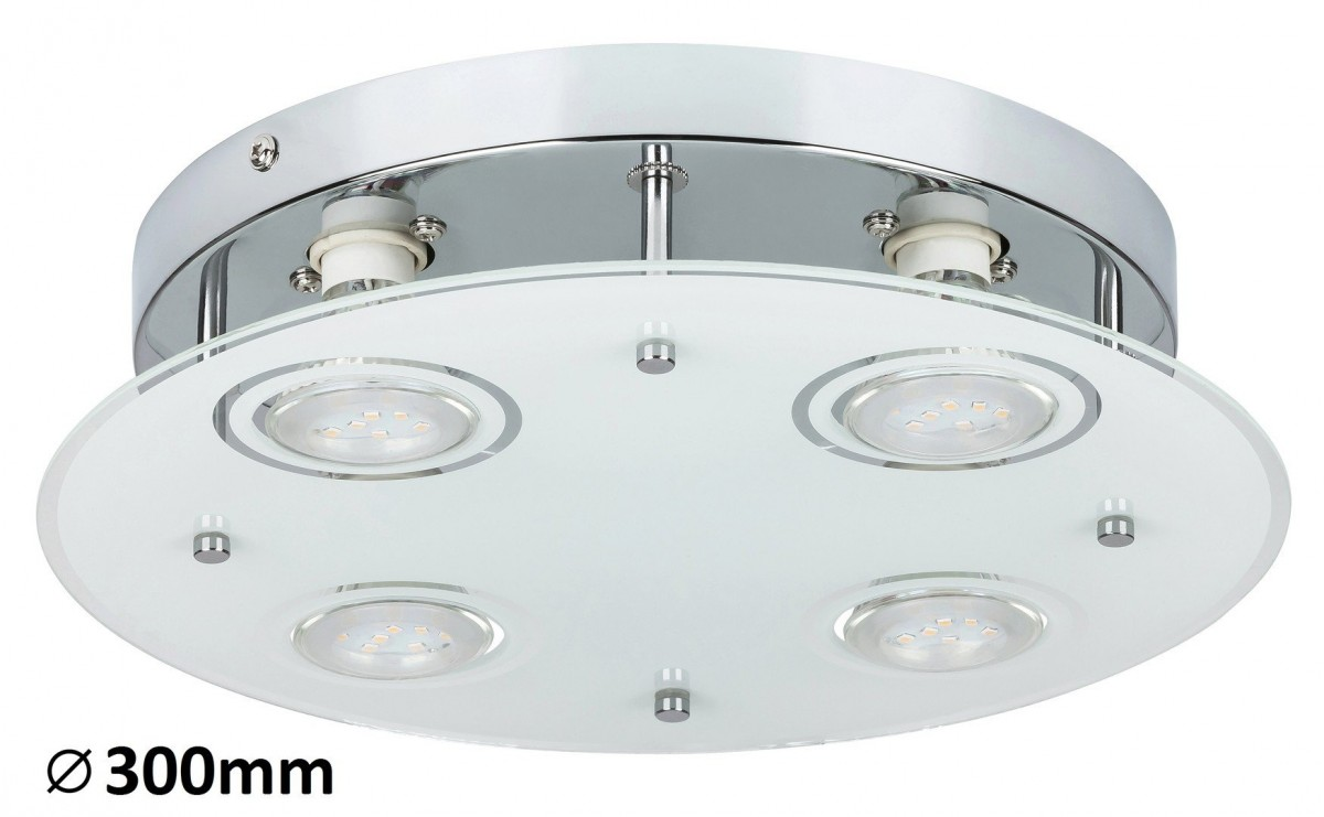 Rabalux 2513 NAOMI stropní svítidlo 4xGU10