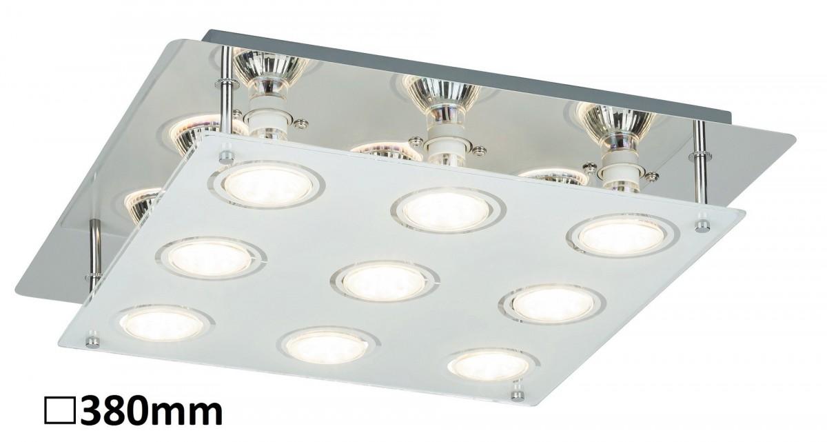 Rabalux 2517 NAOMI stropní svítidlo 9xGU10