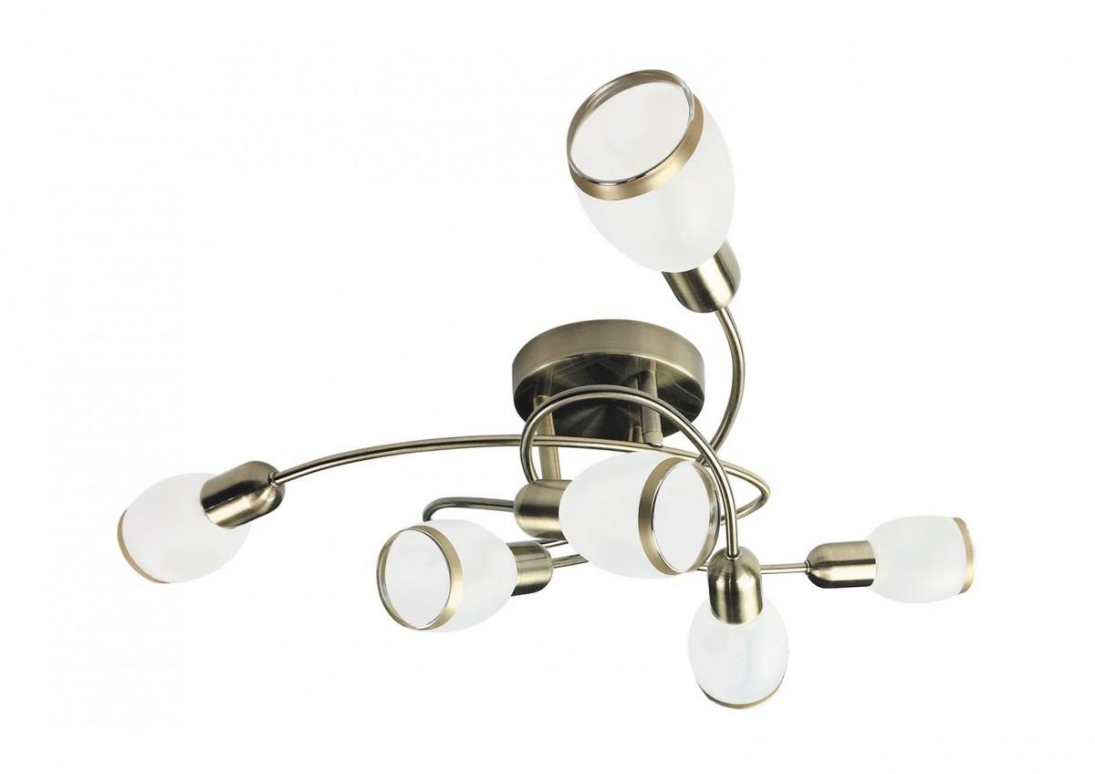 Rabalux 5974 ELITE spot / stropní svítidlo 6xE14