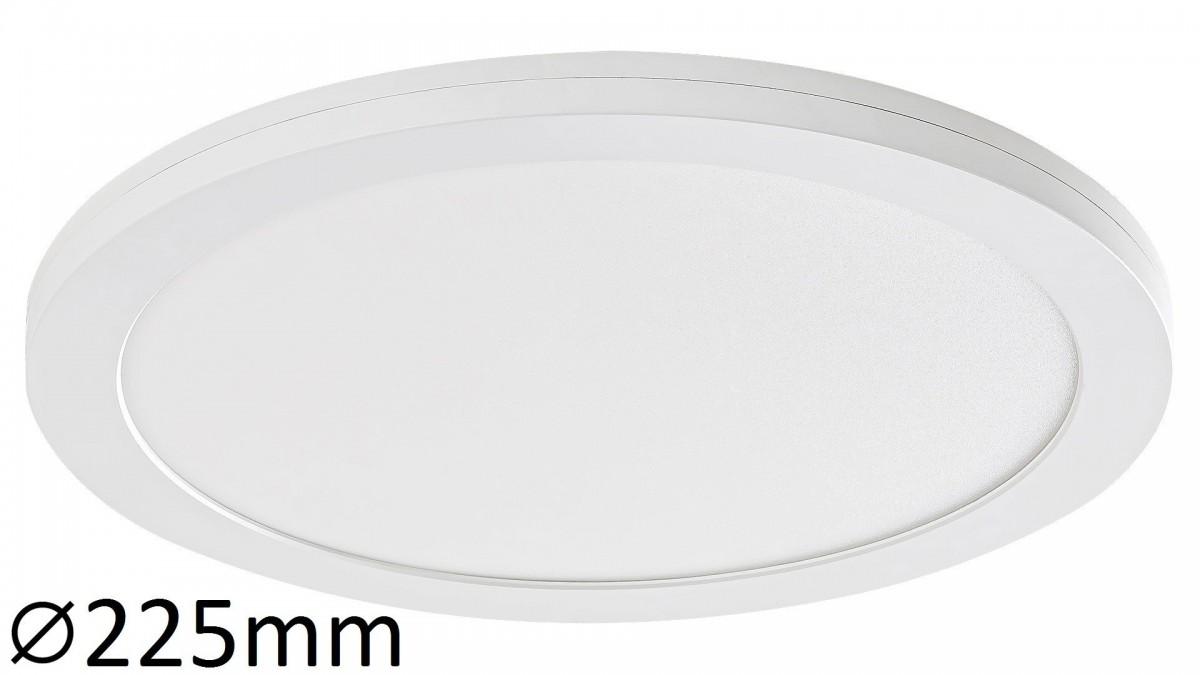 Rabalux 98001491 LED zápustné stropní svítidlo s pohybovým čidlem Sonnet x18W|4000K