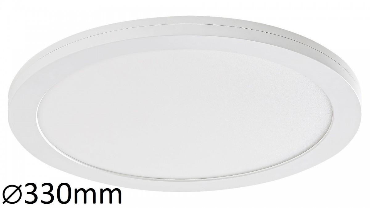 Rabalux 98001492 LED zápustné stropní svítidlo s pohybovým čidlem Sonnet 1x30W|4000K