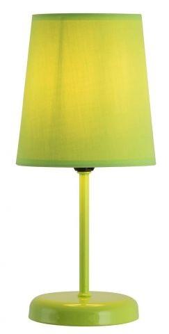 RABALUX 4511 Glenda textilní lampička E14 1x40W zelená