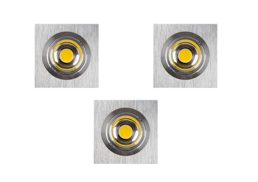 LED zápustné stropní svítidlo bodové Lucide Spot L_22951/23/12 3x5W LED - elegantní bodovka