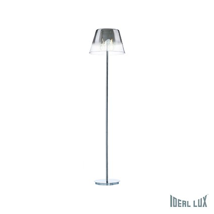 stojací lampa Ideal lux CYLINDER 111469 - chrom