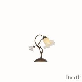 stolní lampa Ideal lux Tirol TL1 024516 1x40W E14 - romantická serie