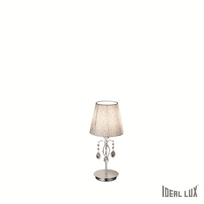 stolní lampa Ideal lux Pantheon TL1 088150 1x40W E14 - rustikální komplexní osvětlení