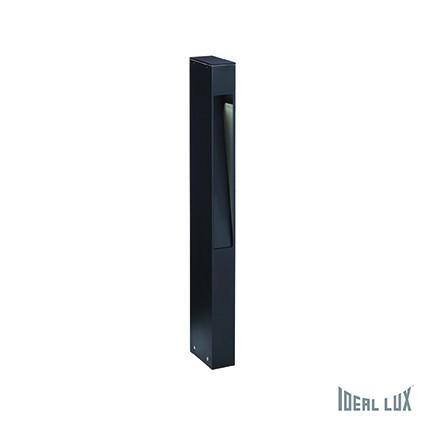 venkovní lampa Ideal lux Mercurio PT1 114330 1x40W G9 - černá