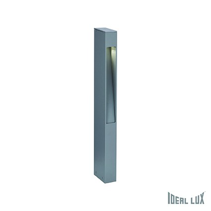 venkovní lampa Ideal lux Mercurio PT1 114354 1x40W G9 - šedá