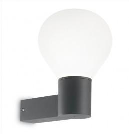 venkovní nástěnná lampa Ideal Lux Clio AP1 146638 1x60W E27 - komplexní osvětlení exterieru