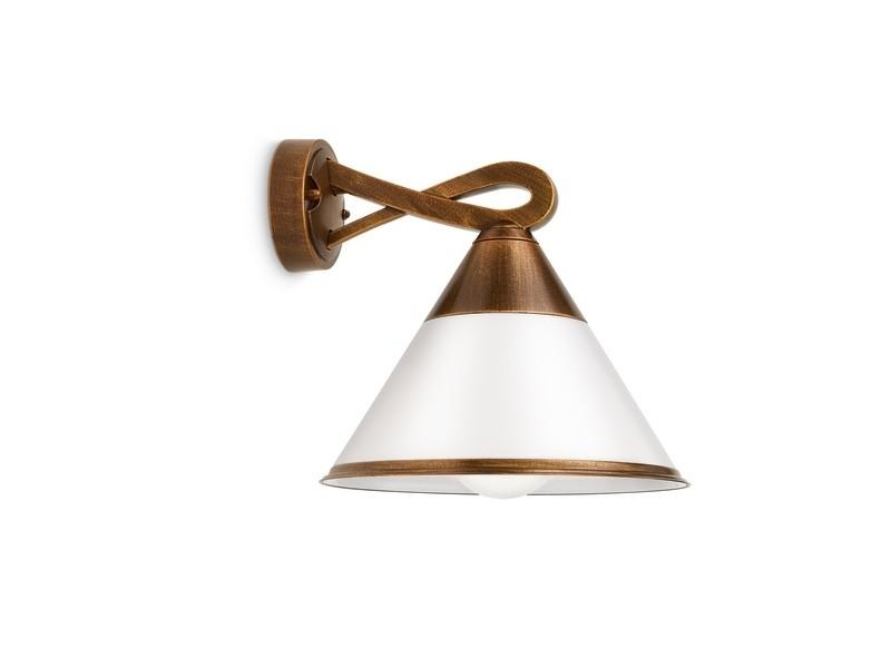 venkovní nástěnné svítidlo Philips FIG 17259/06/16 - bronz antik