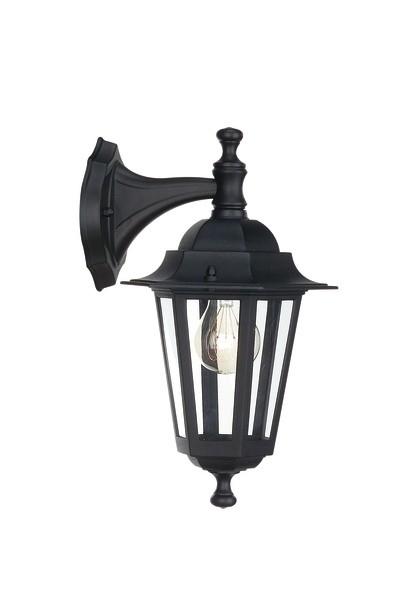 venkovní nástěnné svítidlo Philips Massive 71526/01/30 - černá
