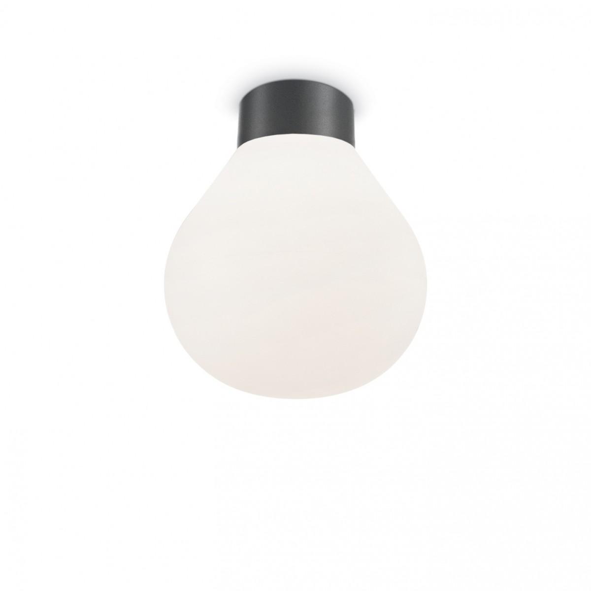 venkovní stropní lampa Ideal Lux Clio PL1 149875 1x60W E27 - komplexní osvětlení exterieru