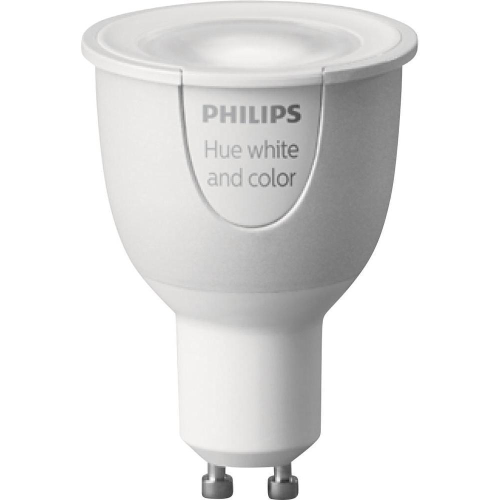 Philips Hue LED Reflector GU10 DIM 6,5W 250 lm Bílá barevná žárovka