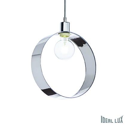 závěsné stropní svítidlo Ideal lux Anello Ring SP1 111834 1x60W E27 - moderní