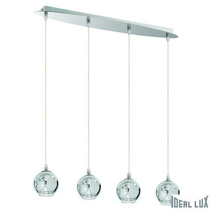 závěsné svítidlo Ideal lux Discovery SB4 074924 4x40W G9 - moderní komplexní osvětlení