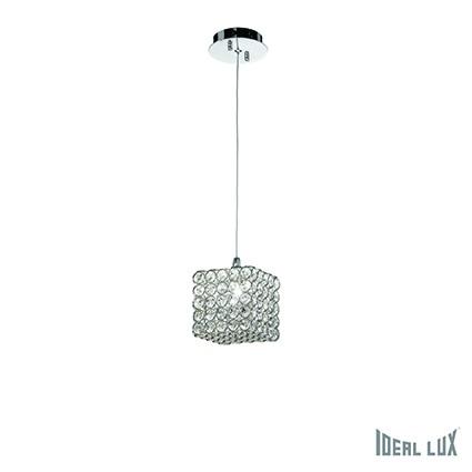 závěsné stropní svítidlo Ideal lux Admiral SP1 080437 1x40W G9 - moderní komplexní osvětlení