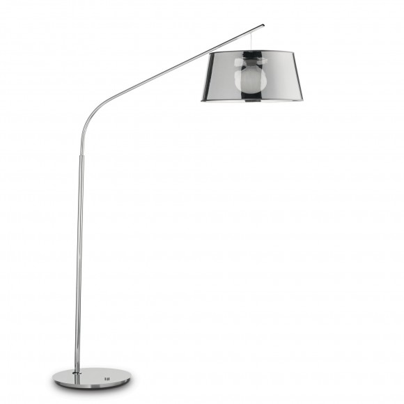 Ideal Lux 110370 stojací lampa Daddy 1x60W|E27 - chrom