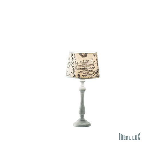 Ideal Lux 092676 stolní lampička Coffee Small 1x60W|E27