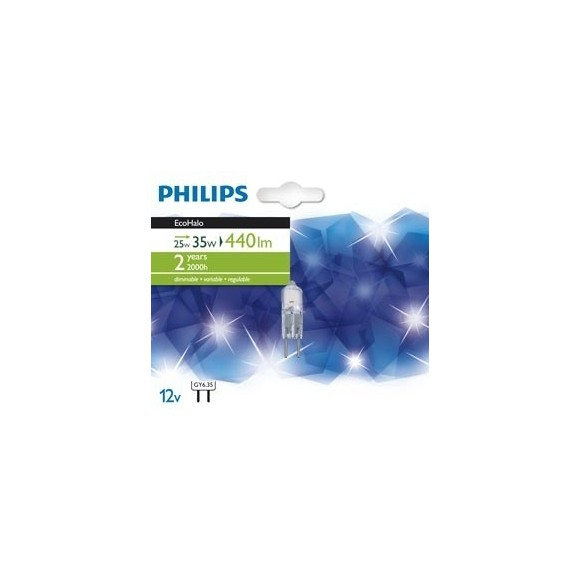 žárovka Philips 25W GY6.35 - EcoHalo Capsule 25W GY6.35 12V CL.1BL/10
