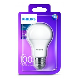 Philips 101381/00/22 LED žárovka 1x13W|E27|4000K
