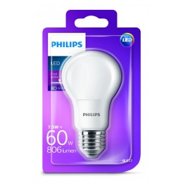 Philips 101380/60/22 LED žárovka 1x7,5W|E27|4000K