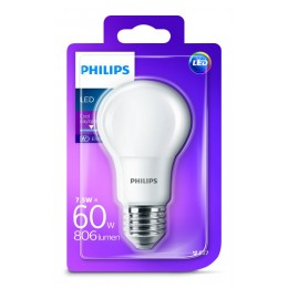 Philips LED 7,5W / 60W E27 CDL A60 FR ND