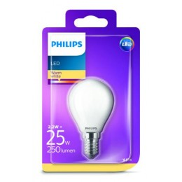 Philips 8718696706275 LED žárovka 1x2,2W|E14|2700K