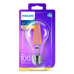 Philips LED Classic 11W / 100W E27 WW CL A67 ND