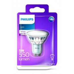 Philips 8718696750391 LED žárovka 1x5W|3000K|GU10