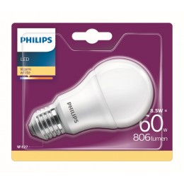 Philips 8718696829691 LED žárovka 1x8,5W|E27|2700K