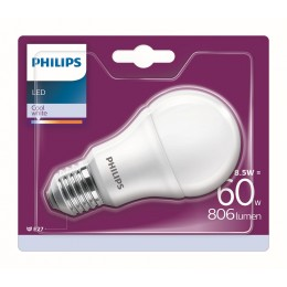 Philips 8718696829714 LED žárovka 1x8,5W|E27|4000K
