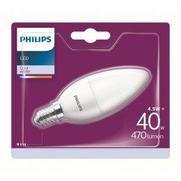 Philips 8718696829837 LED žárovka 1x4,5W|E14|4000K