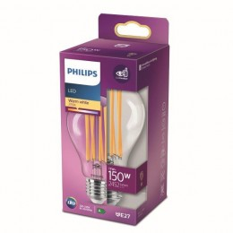 Philips 8718699762377 LED žárovka 1x17W | E27 | 2452lm | 2700K