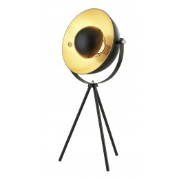 Searchlight EU8021BK Blink stolní lampa E27 1 x 40W