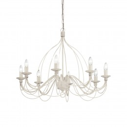 Ideal Lux 005898 lustr Court 8x40W|E14