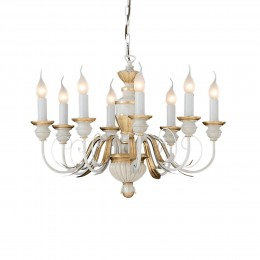 Ideal Lux 012872 lustr Firenze 8x40W|E14
