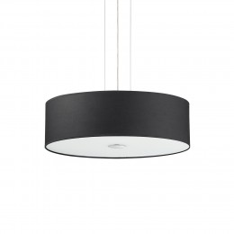 Ideal Lux 105628 lustr Woody Nero 5x60W|E27