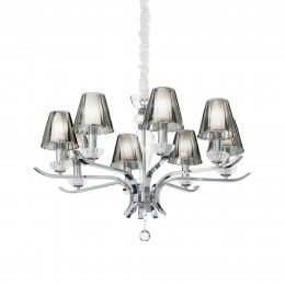 Ideal Lux 115849 lustr Event 8x40W|E14