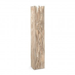 Ideal Lux 180946 stojací lampa Driftwood 2x60W|E27