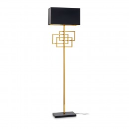 Ideal Lux 201122 stojací lampa Luxury 1x60W|E27