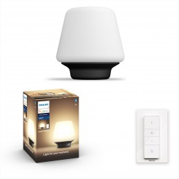 Philips Hue 40801/30/P6 LED stolní lampička Wellness 1x9,5W | E27 | 2200-6500K