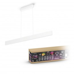 Philips Hue 40903/31/P9 LED lustr Ensis 2x39W|2000-6500K