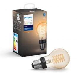 Philips Hue 8718699688820 LED žárovka Filament 1x7W|E27|2100K