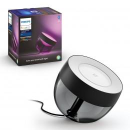 Philips Hue 8719514264489 LED lampička Iris 4. generace 1x8,1W | 2000-6500K - Bluetooth, White and Color Ambiance, černá