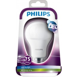 Philips LED 10,5W / 75W E27 CDL 230V A60M FR ND