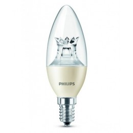 Philips 101381403 LED žárovka 1x6W|E14|2200-2700K - tvar lotus