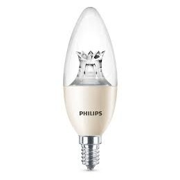 Philips 101381413 LED žárovka 1x8W|E14|2200-2700K