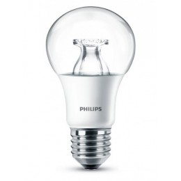 Philips LED Warmglow 8,5W / 60W E27 WW A60 CL lotus